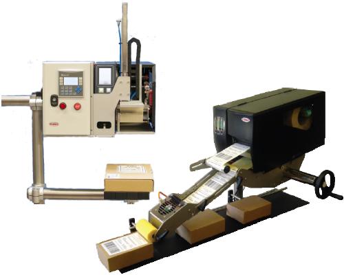 Imprimante industrielle   Étiquette de traçabilité