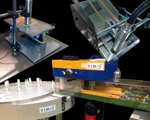 Accessoires pour imprimantes de marquage industriel | Timis Marquage Codage Industriel